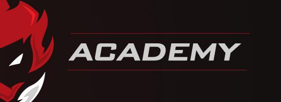 Academy Teambanner