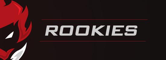 Rookies Teambanner